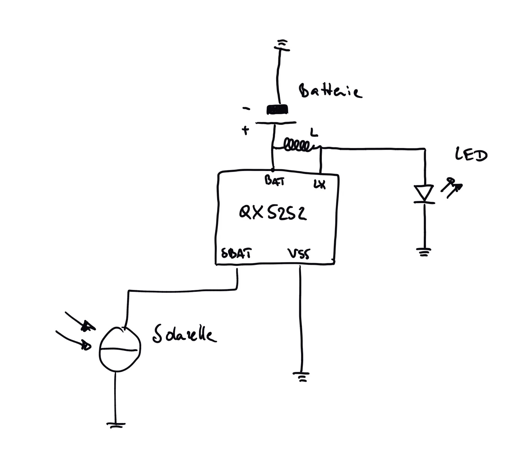 Qx5252 on braun wiring diagram